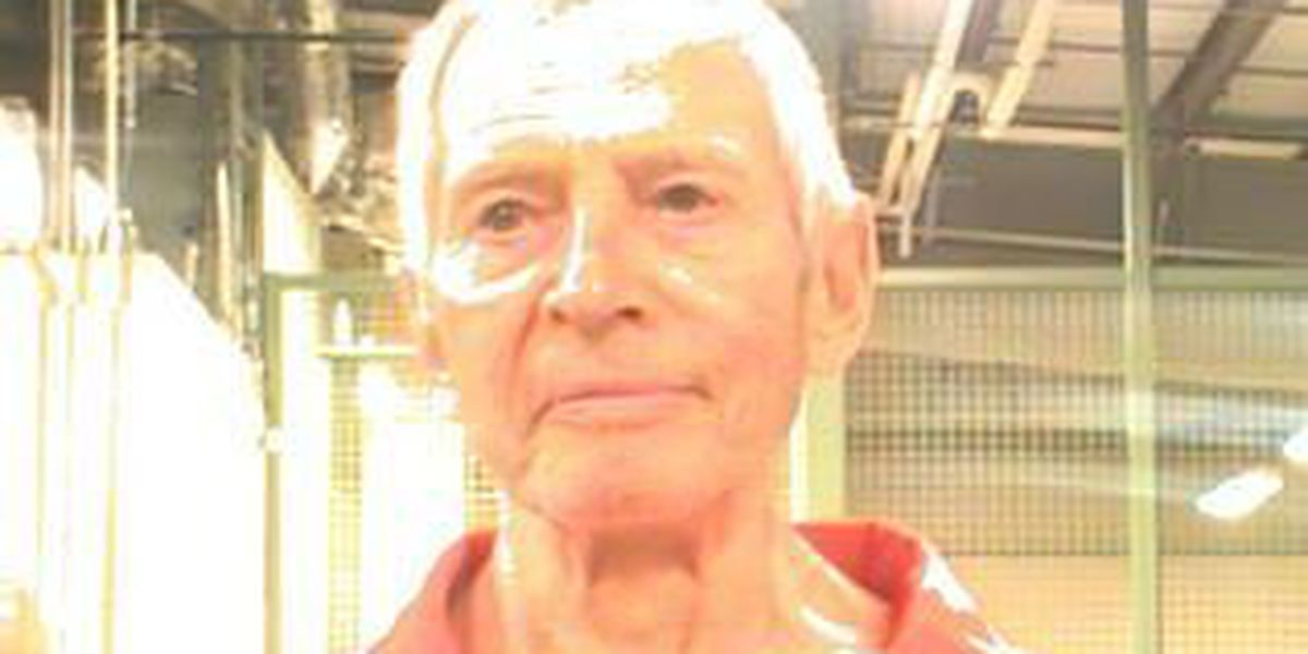 Robert Durst had latex mask, thousands in cash at time of arrest