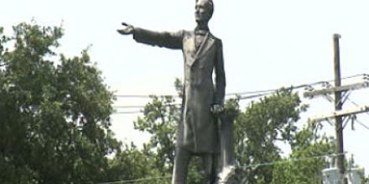 Movement pushes for New Orleans historical monuments to come down