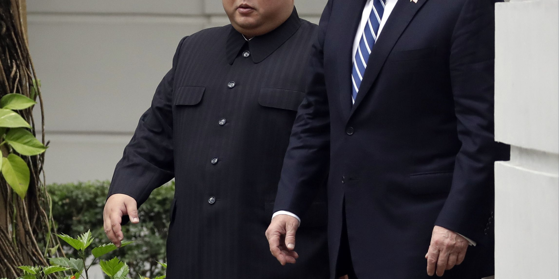 Trump 'likes Chairman Kim,' will withdraw North Korea sanctions imposed a day earlier