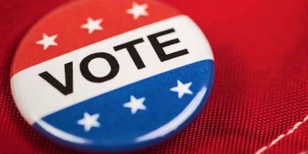 Register to vote for the Presidential Election on November 8