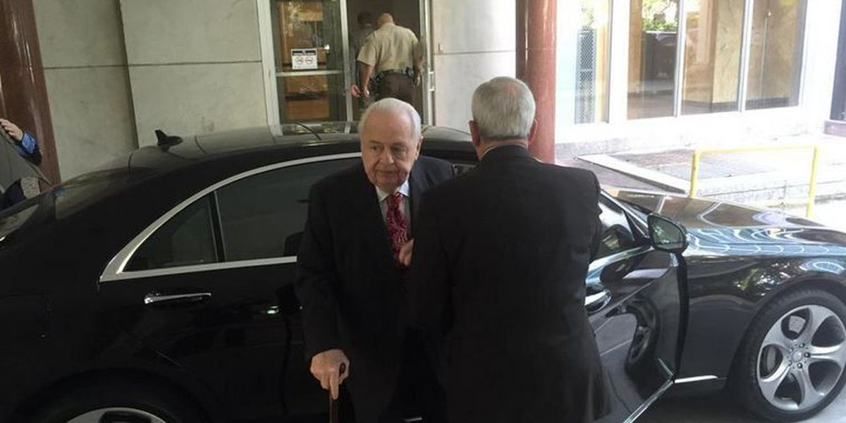 Gayle Benson takes stand in day 6 of husband's competency trial