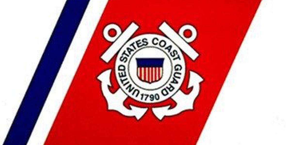 Coast Guard: Estimated 126 gallons of oil spill into water near Breton Sound