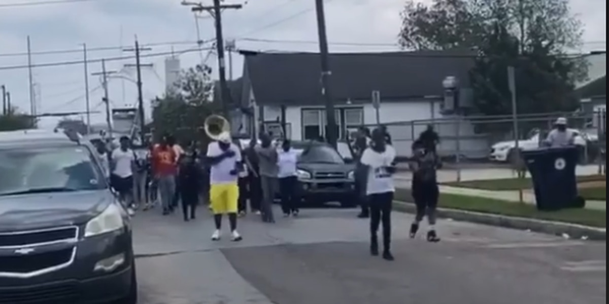 NOPD investigating second line gathering in Mid-City area, seeking warrants