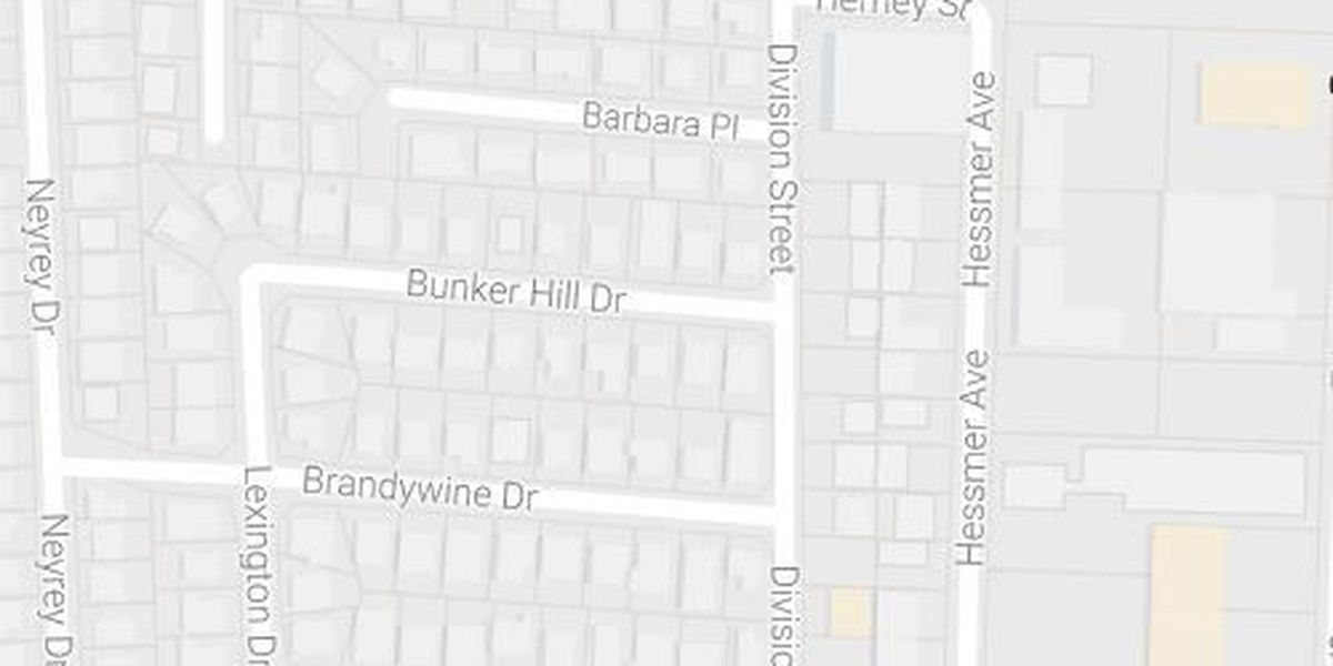 Gas leak closes streets in Metairie
