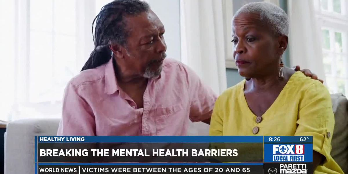 Therapy stigma in African-American community