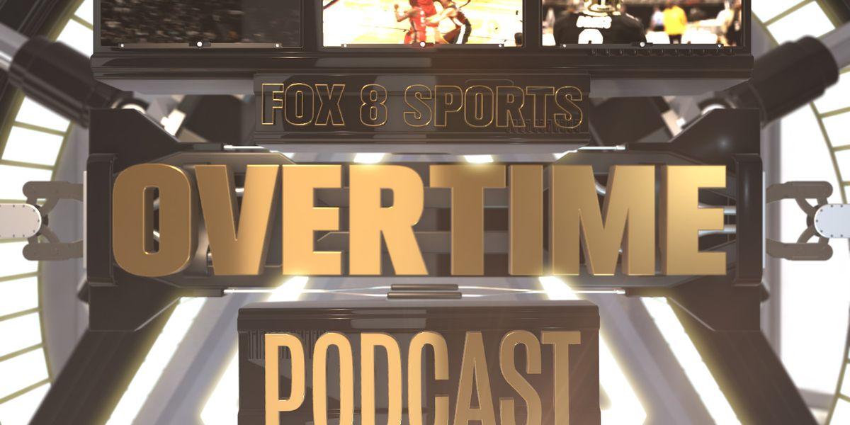 Overtime Podcast #232 - Saints' Potential First Round Targets & LSU Baseball's Historic Struggle