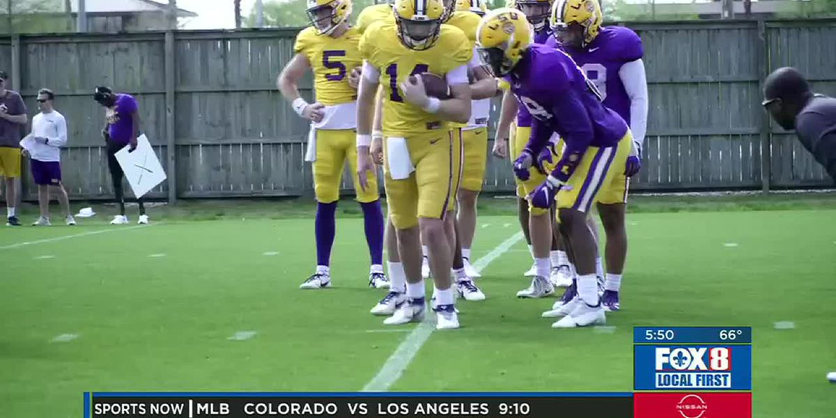 Coach O previews the LSU spring game