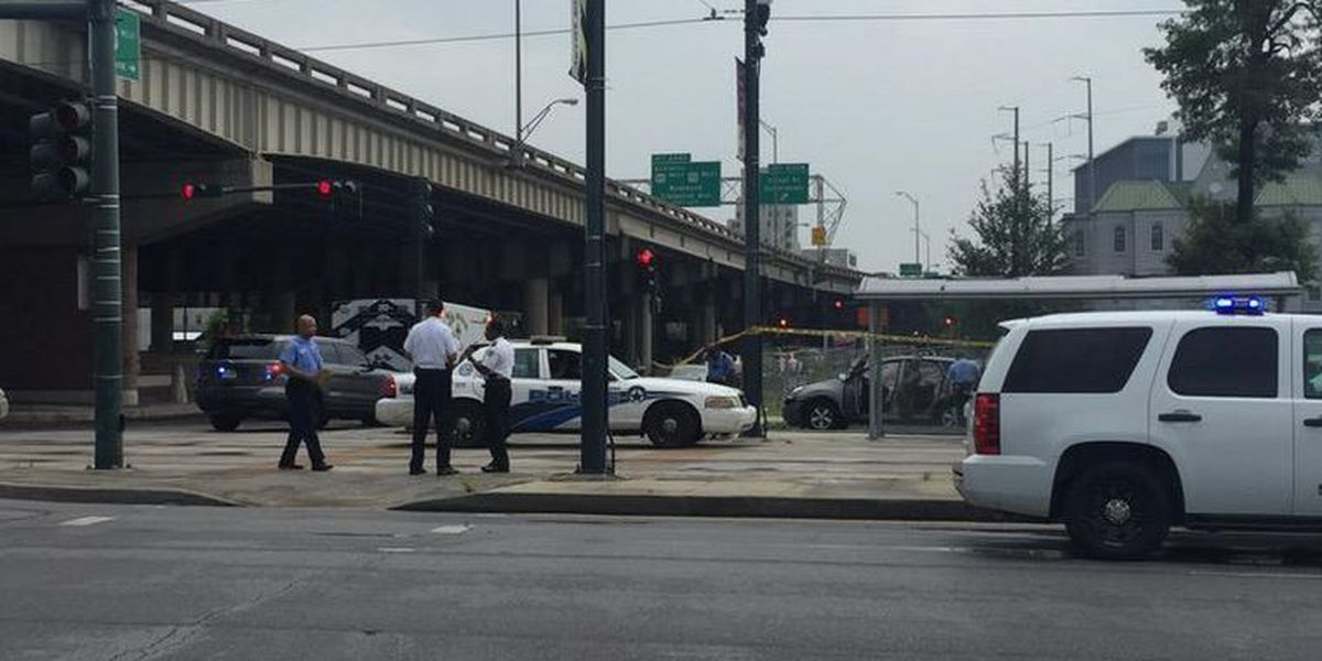Hospitalized suspects to be arrested in Mid-City shootout
