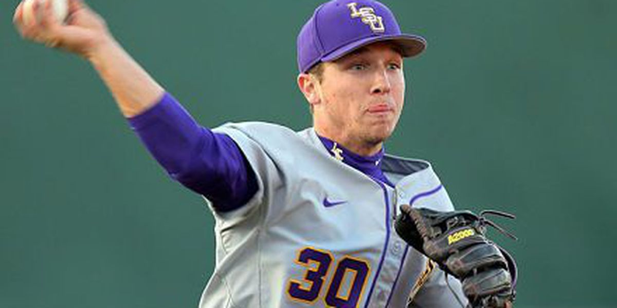 LSU baseball duo named finalists for national awards