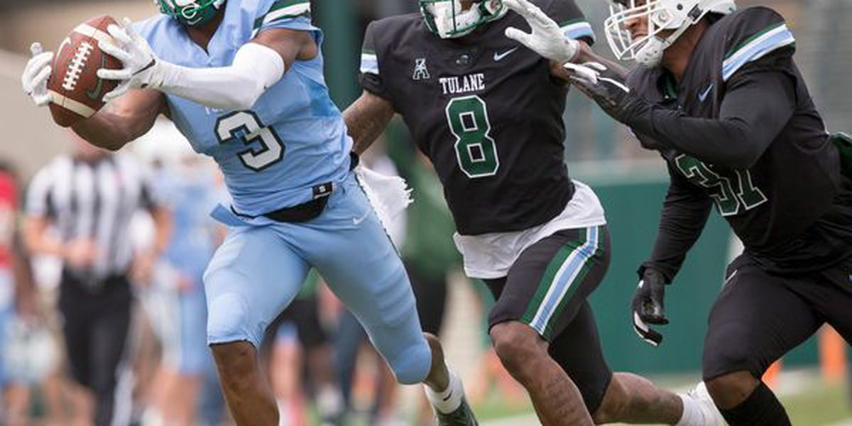 QB Justin McMillan thriving in Tulane's new offense under Will Hall