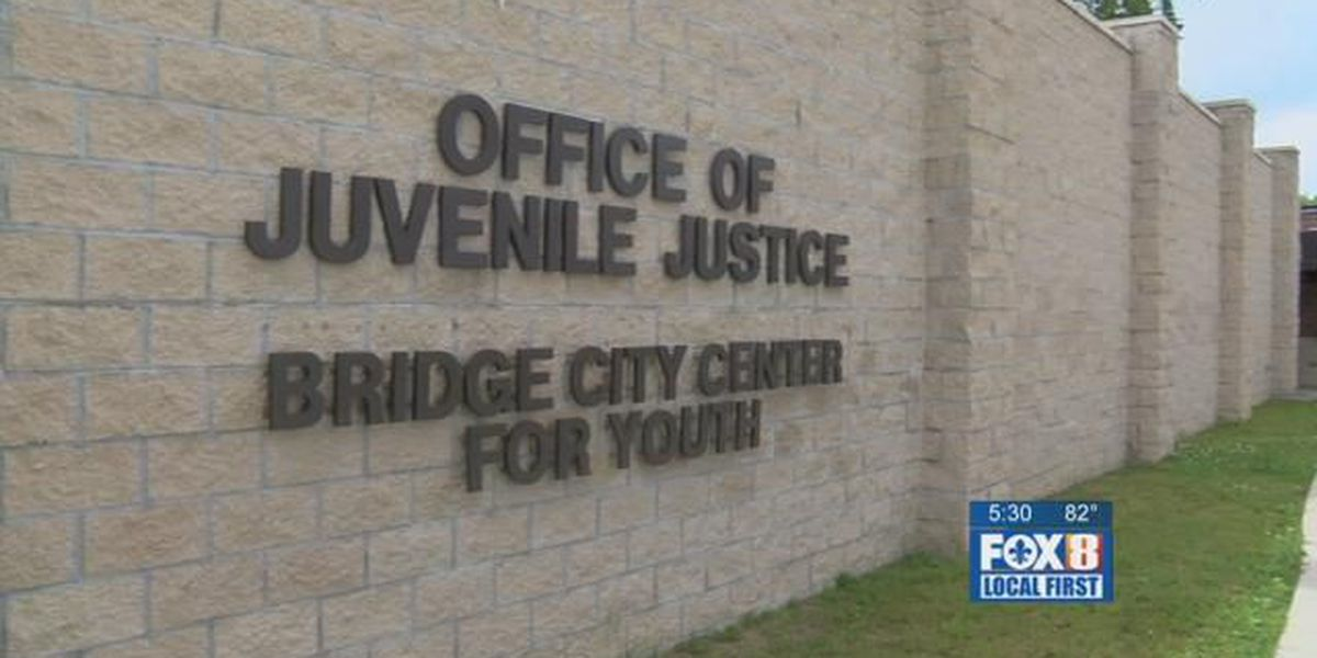 Juvenile Justice: Isolation Rooms used at Bridge City Center for Youth