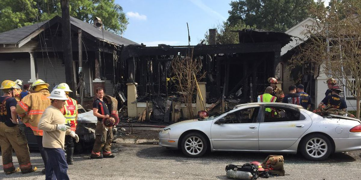 Toddler perishes in Uptown house fire