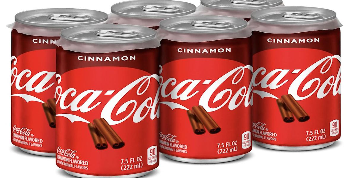 Coca-Cola to unveil new holiday flavors