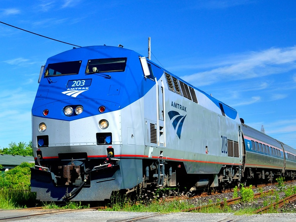 Pres. Biden's $2T infrastructure proposal includes money for Amtrak's passenger train line connecting BR and NO