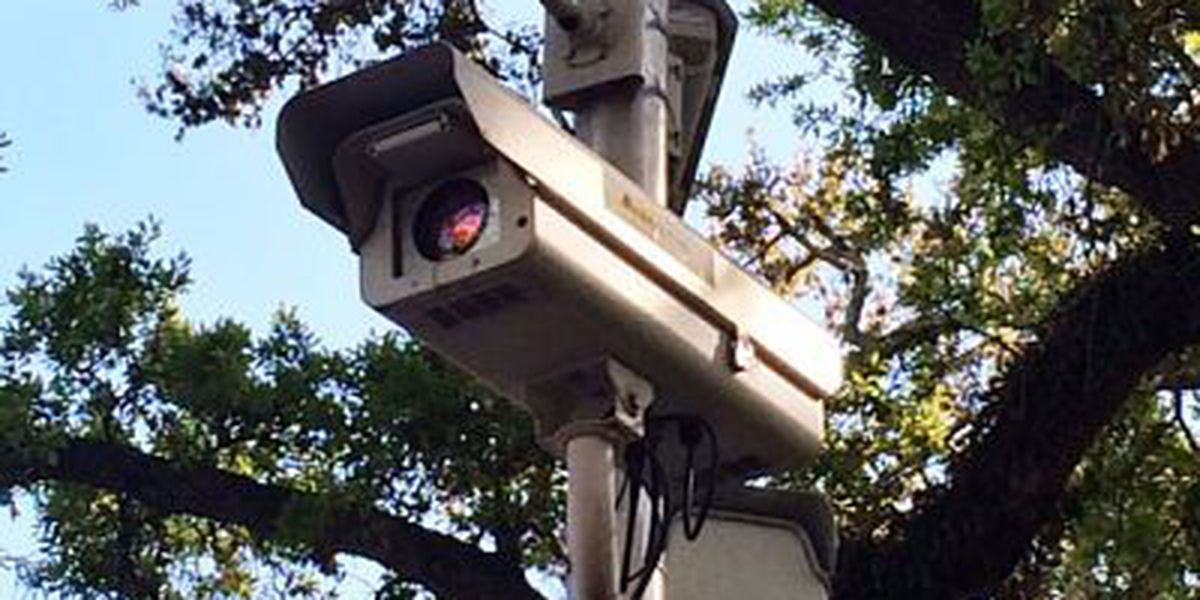More traffic cameras being placed around New Orleans