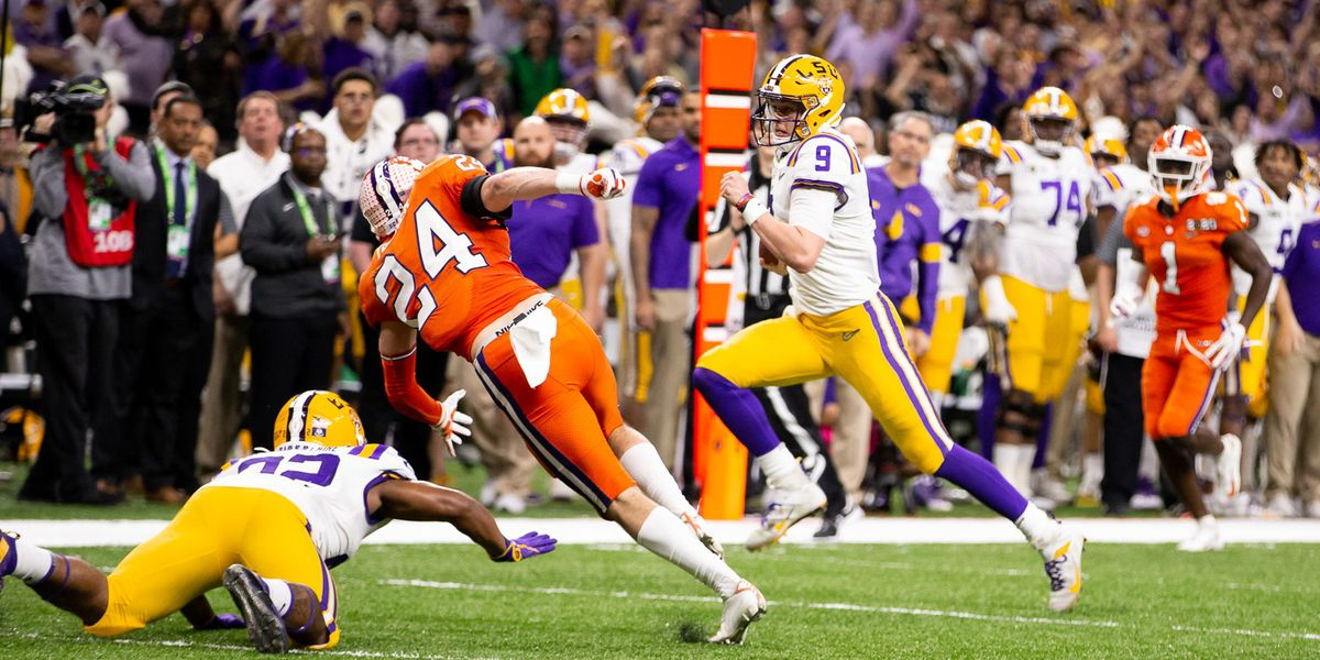 Joe Burrow plans to spend his first NFL check on... a personal chef