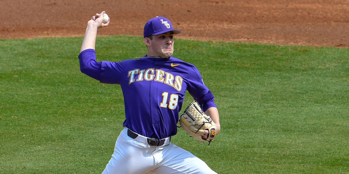 LSU coaches believe pitcher Cole Henry can stay healthy entire season