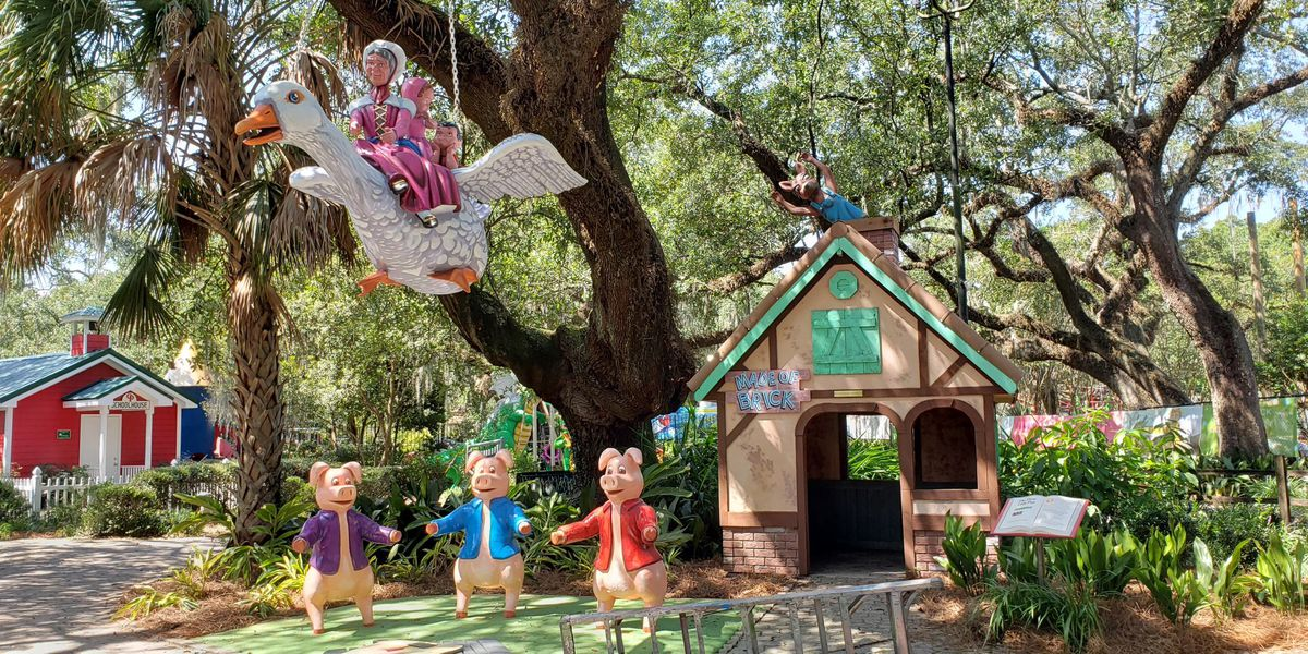 City Park Storyland Reopens This Weekend