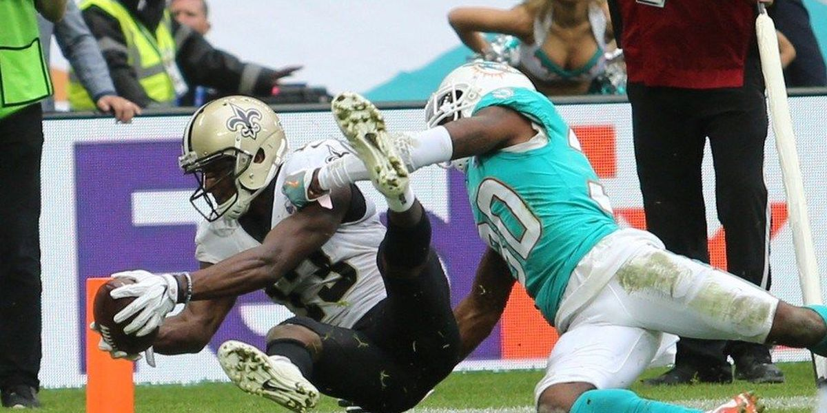 Saints remain undefeated in London, beating the Dolphins 20-0