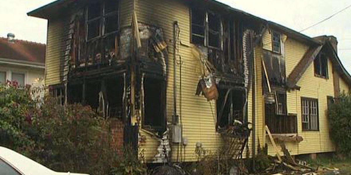 Lone survivor of fatal fire speaks out