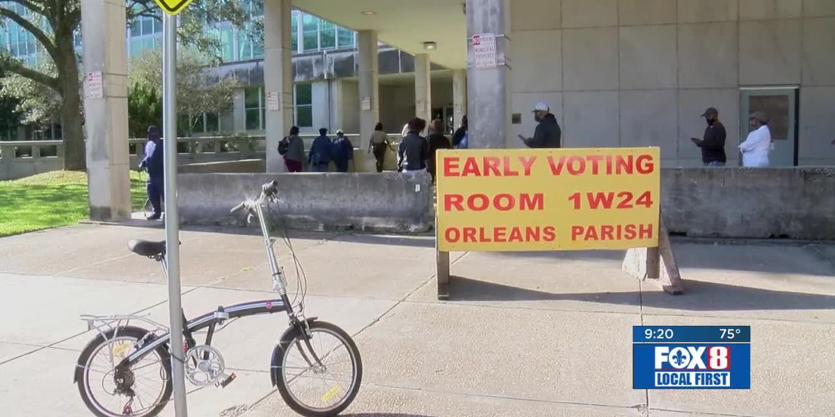 More than 250,000 ballots cast in first two days of early voting