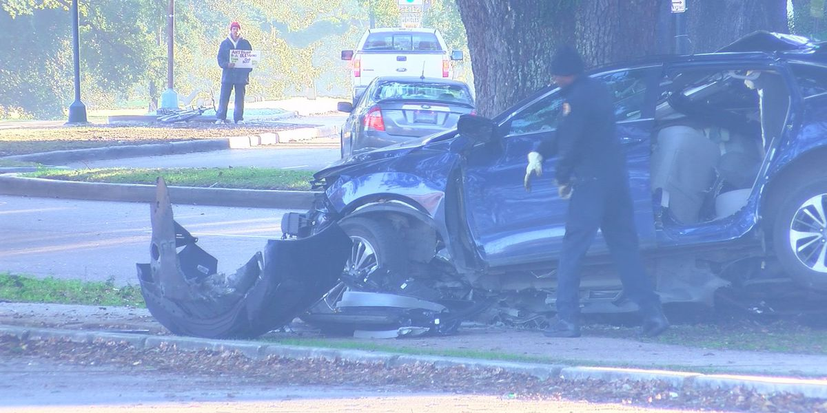 High-speed chase from Jefferson Parish into Orleans ends in fatal crash
