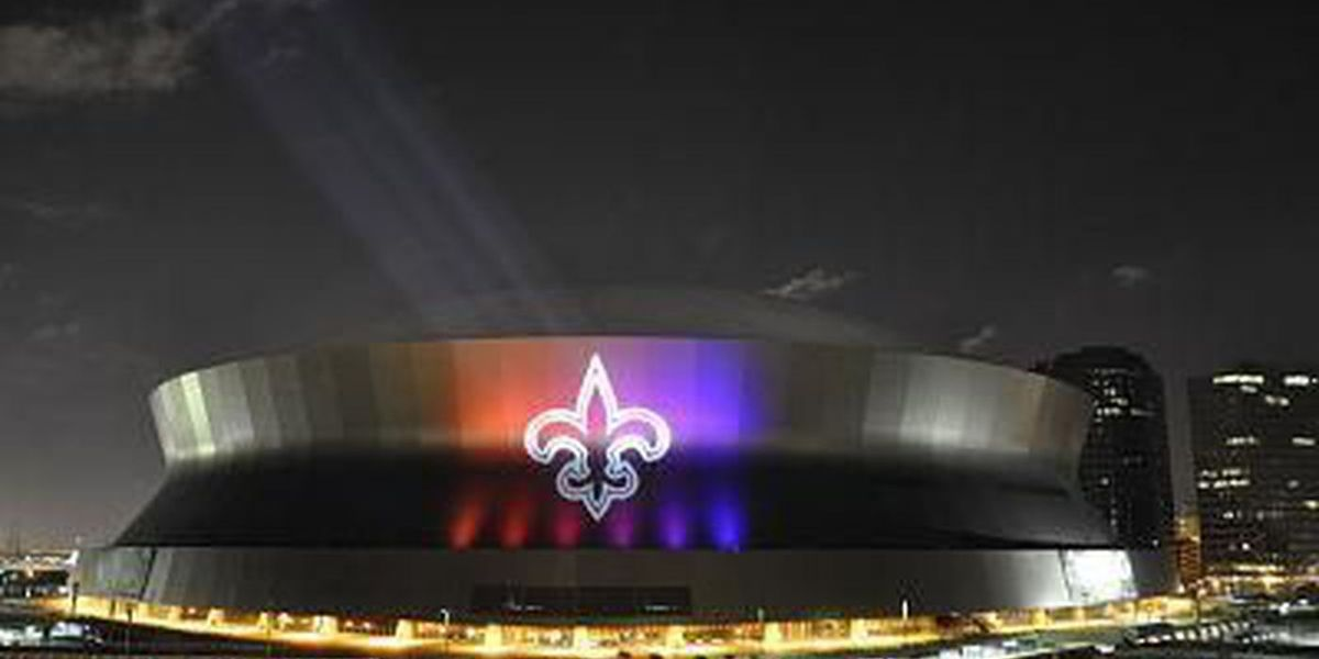 Saints expected to give Superdome naming rights to Caesars Entertainment