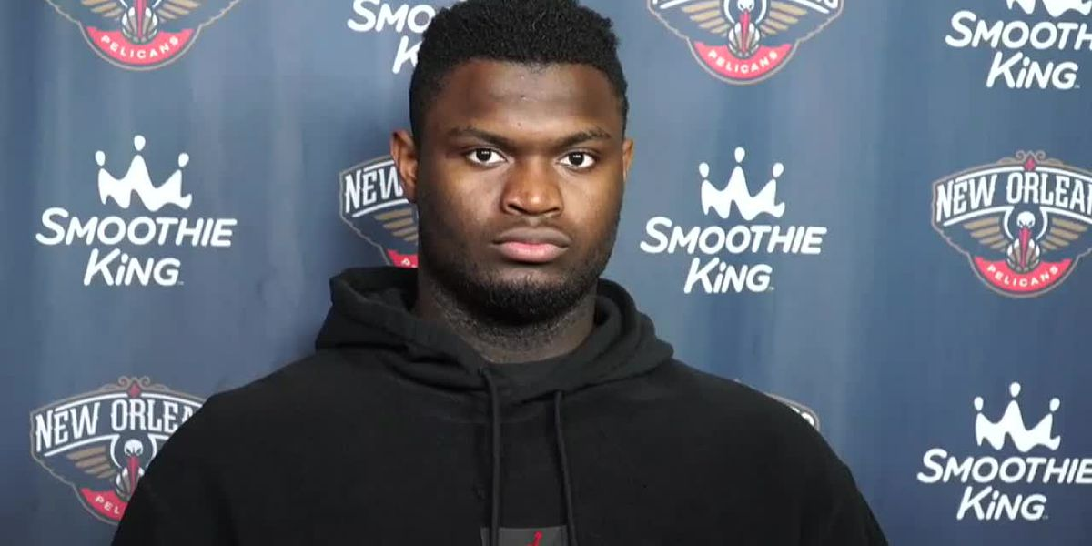 """Zion: """"It was very disappointing not to be a part of the play-in tournament"""""""