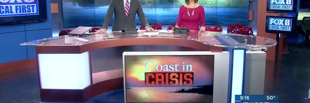 Coast in Crisis Breaux Act