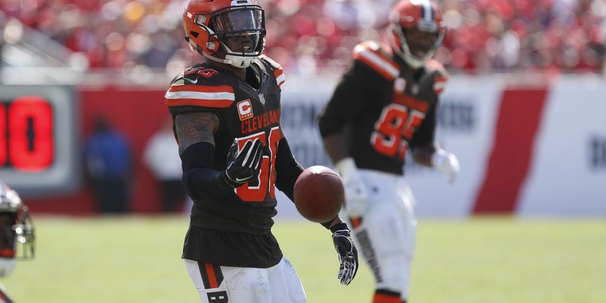Cleveland Browns release Christian Kirksey after spending 6 seasons with team