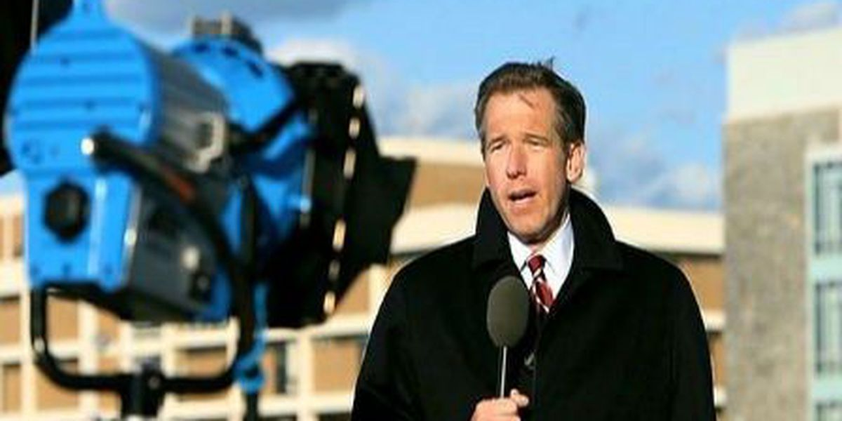 Anchor Brian Williams' statements about Katrina under scrutiny