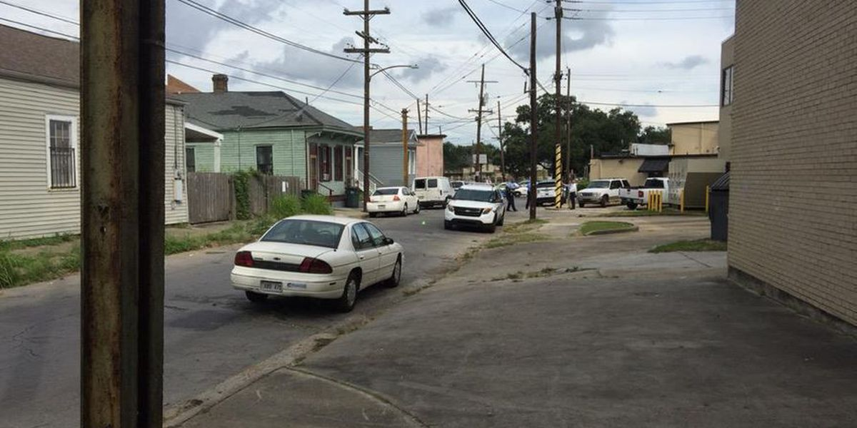 Police investigate triple shooting in Central City