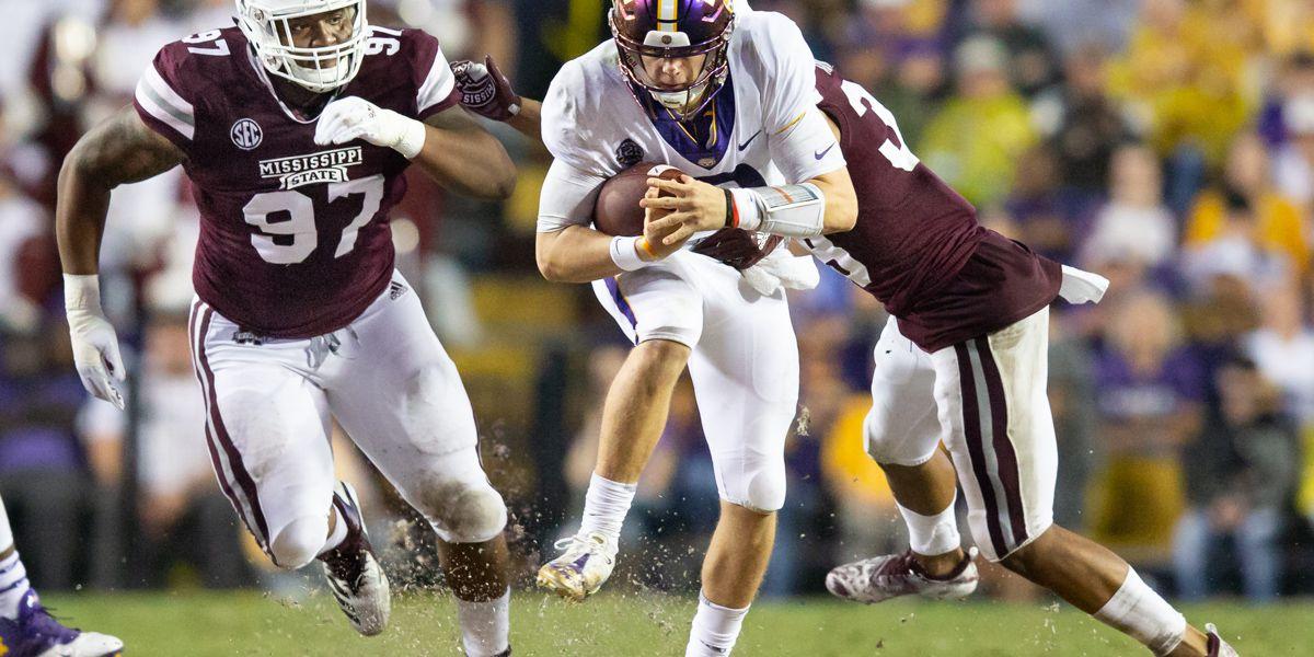 LSU quarterback Joe Burrow isn't afraid of Alabama