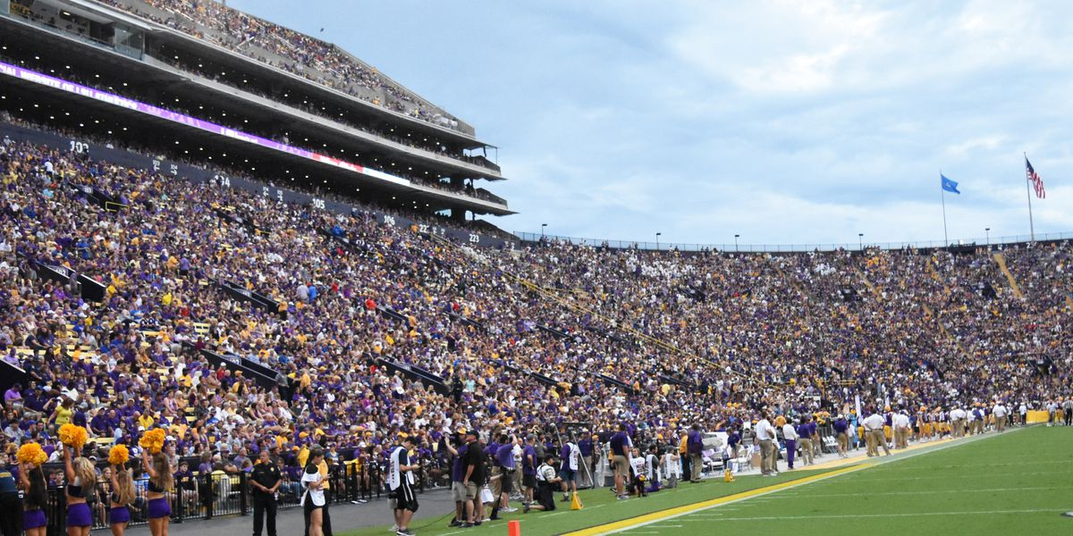 Governor believes game days will look different for LSU football season