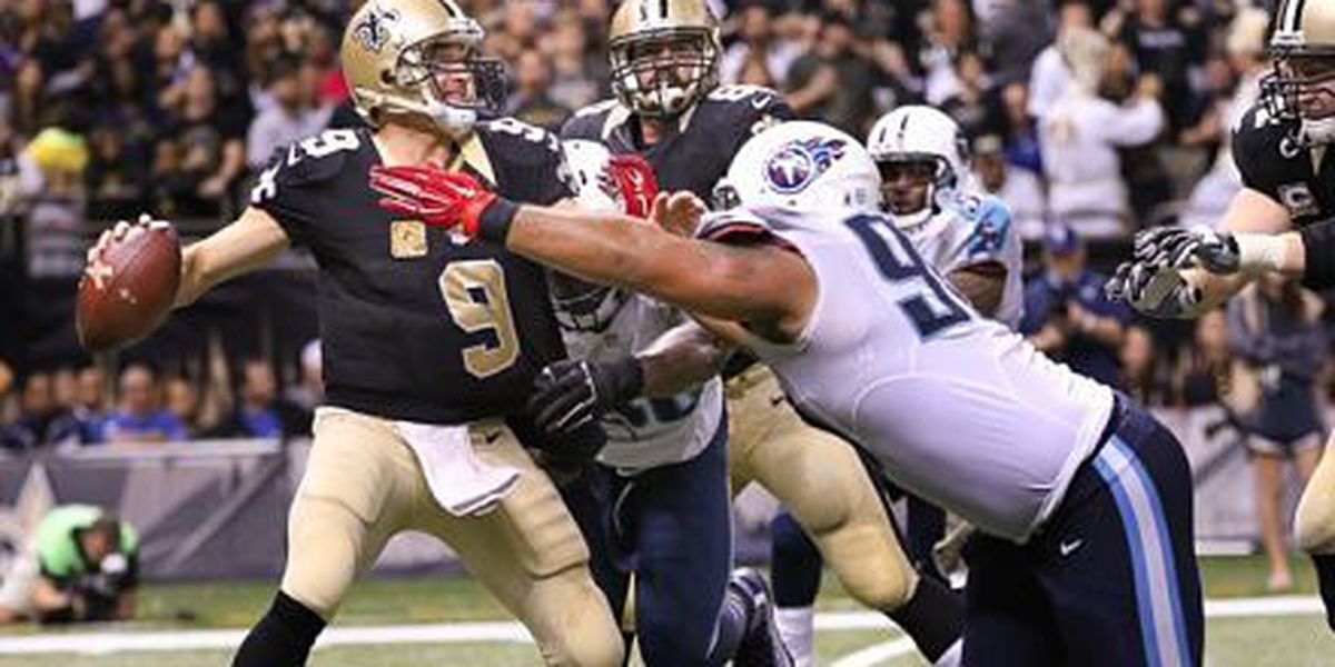 Drew Brees eager to get to winning against Carolina
