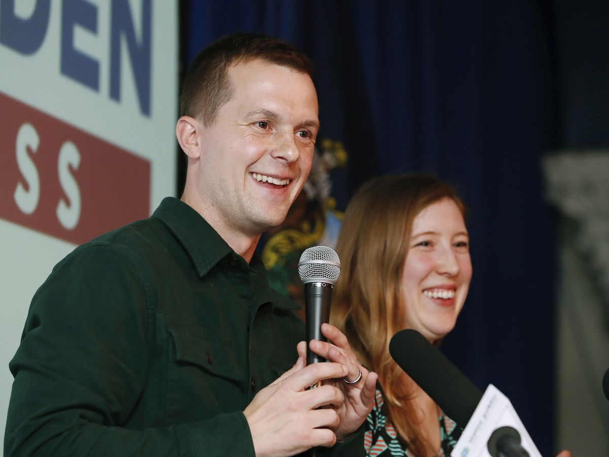 Democrat flips US House seat in Maine ranked balloting