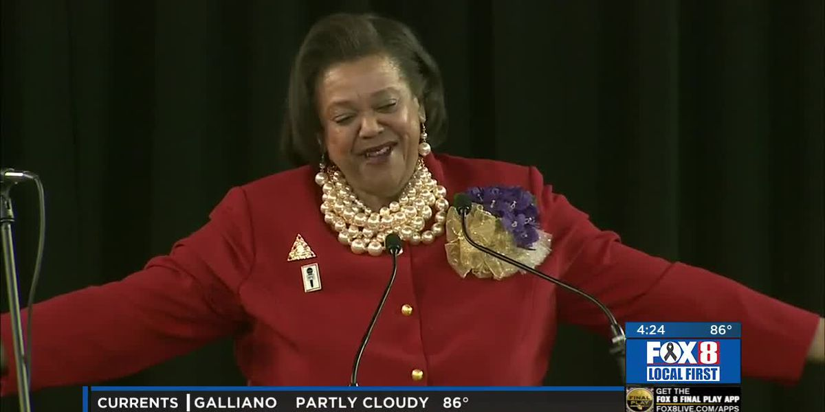 Celebrating Nancy Parker: Delta Sigma Theta sorority pays tribute