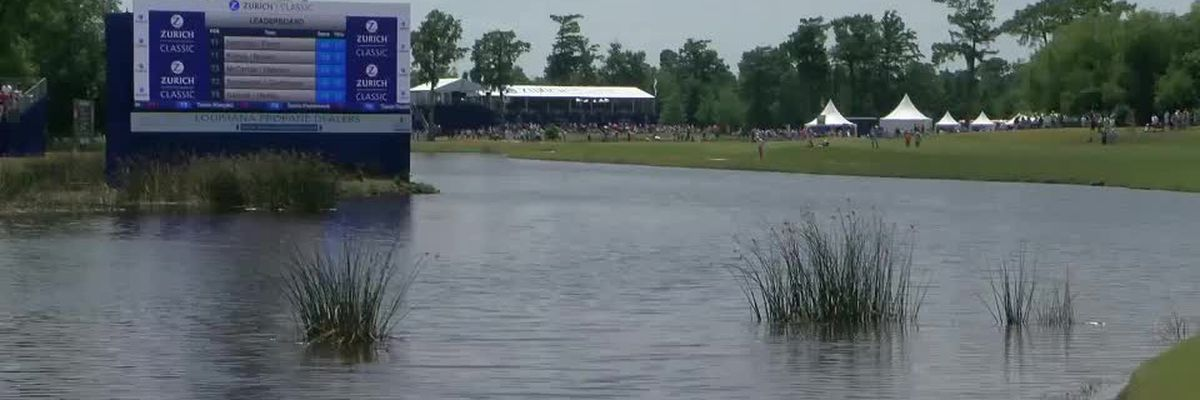 Third Round recap of the Zurich Classic