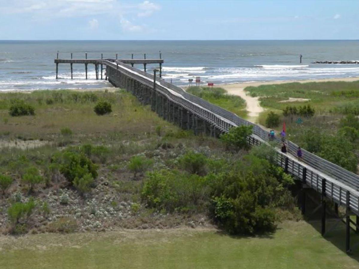 Heart of Louisiana: Grand Isle State Park