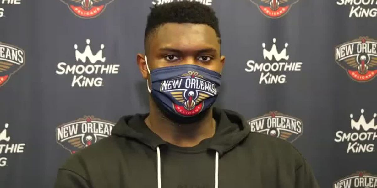 Zion scores 23 points in a Pelicans loss against the Spurs