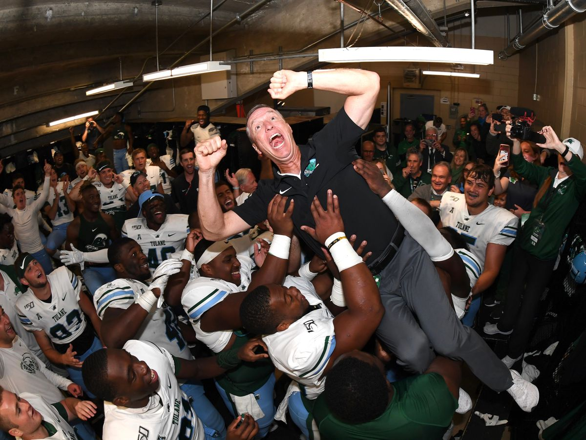 Tulane adjusting to 'new normal' of college football