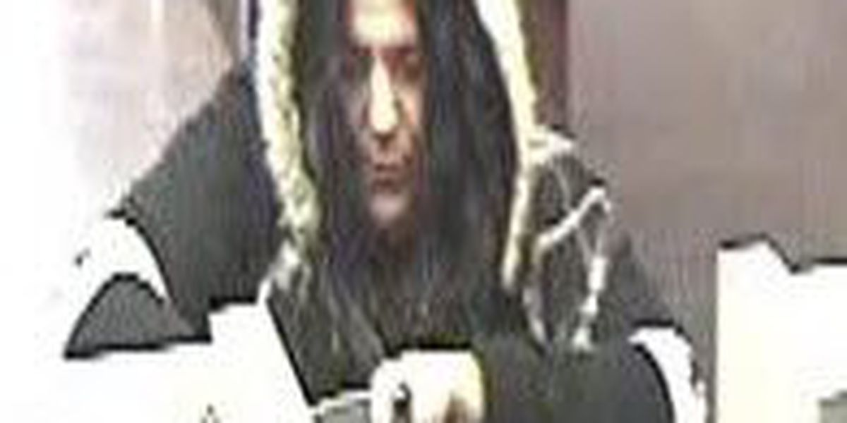 Woman sought for robbing Slidell-area bank