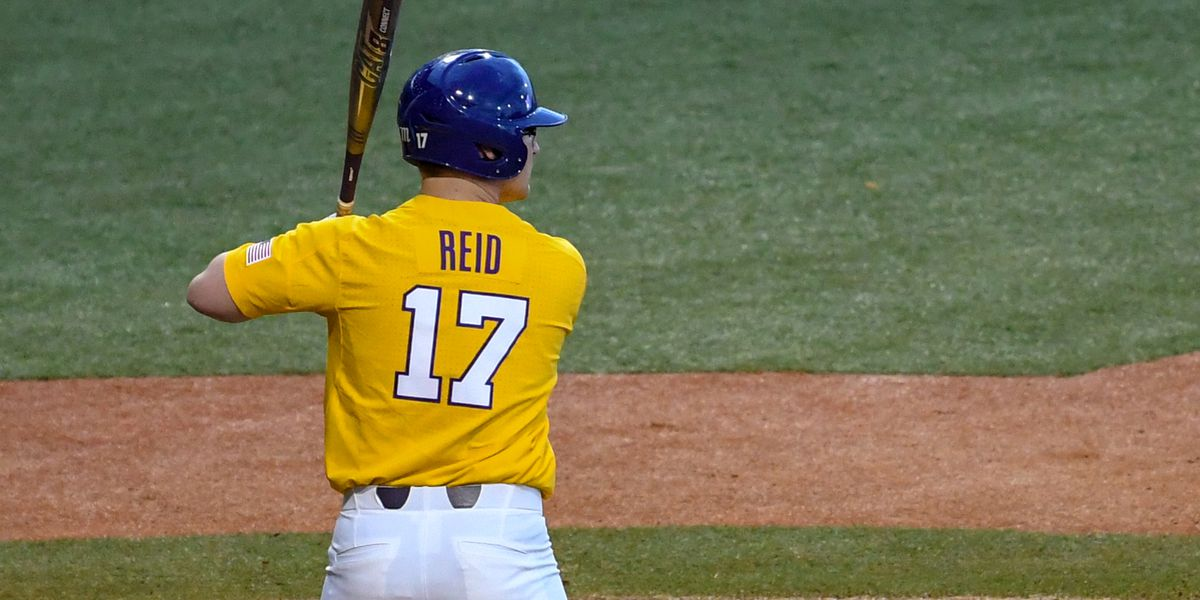 LSU's Chris Reid earns SEC co-player of the week honors