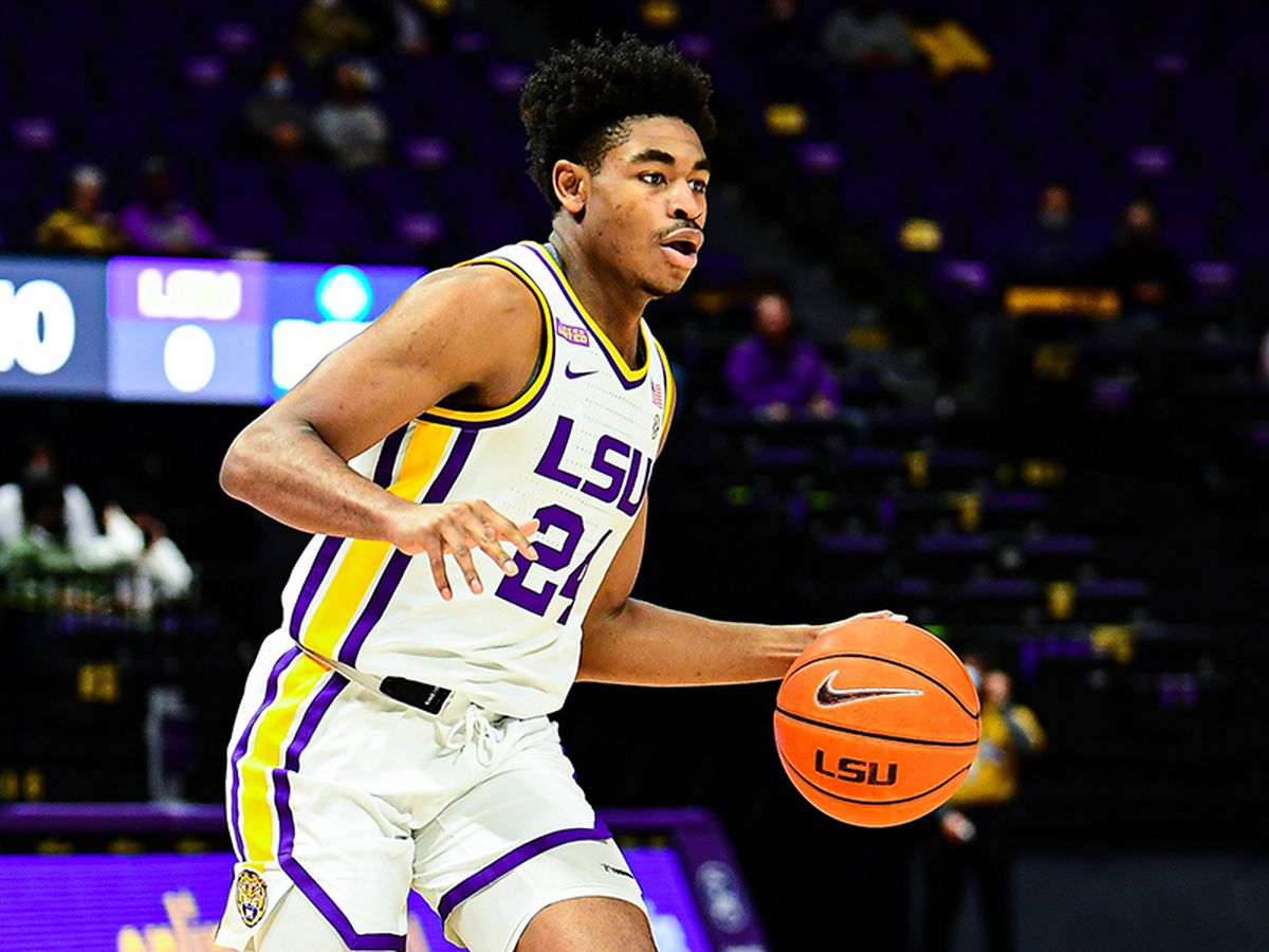 One and Done: LSU G Cam Thomas declaring for 2021 NBA Draft