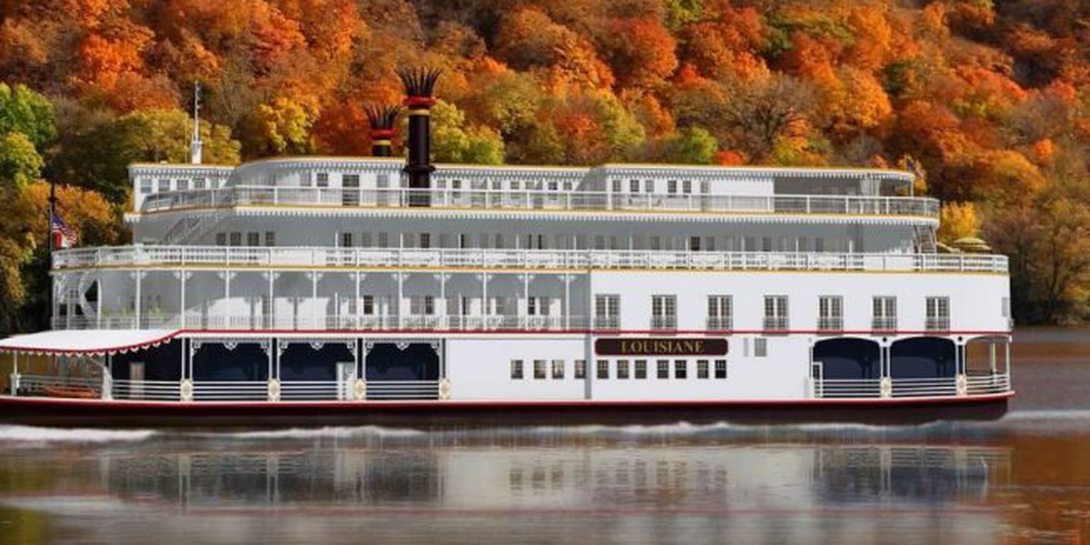Luxury riverboat cruise line coming to Jefferson Parish