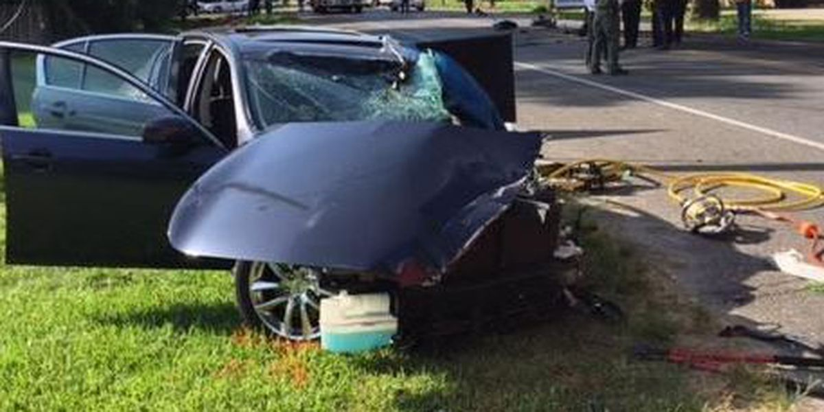 One killed in fatal accident in Violet