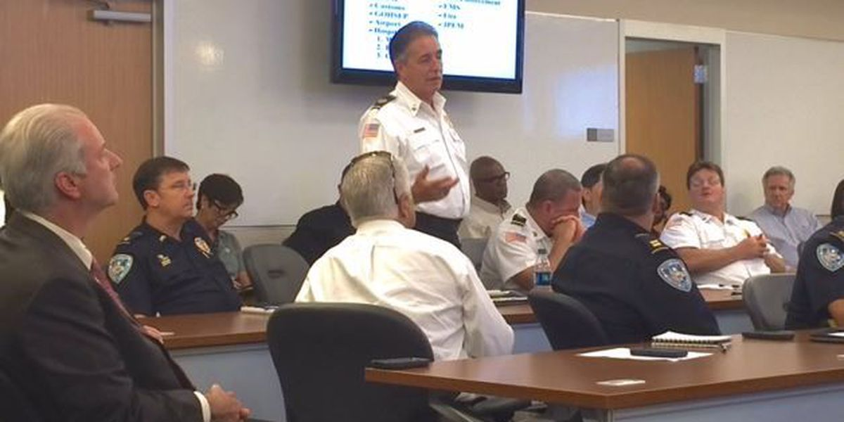 JP officials work on Ebola readiness