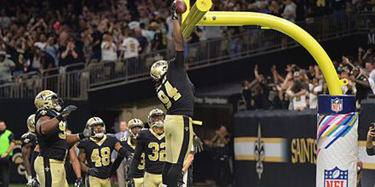 Saints DE Cam Jordan and TE Josh Hill fined from Sunday's win over Lions