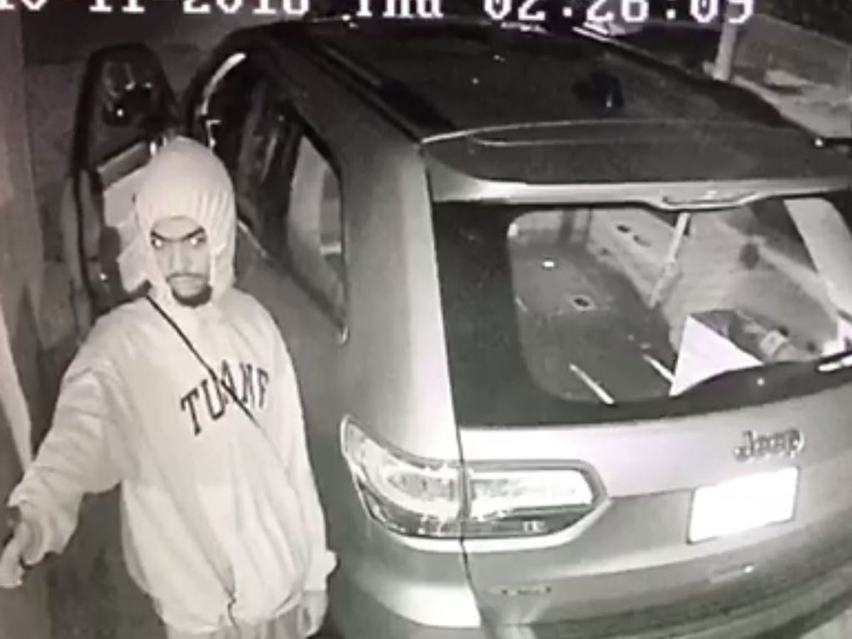 VIDEO: 3 sought in string of LaPlace vehicle burglaries