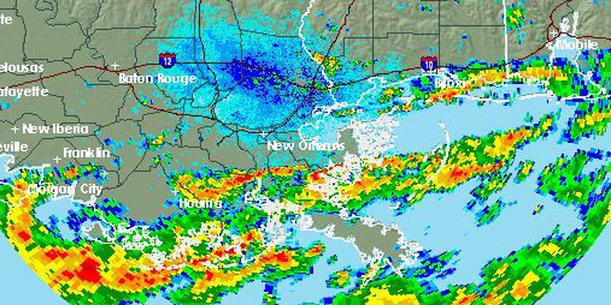 Flash flood watch: Southeast Louisiana girds for battle with heavy rains